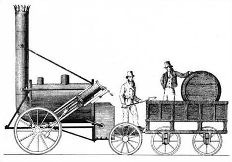"Stephenson's ""Rocket"""
